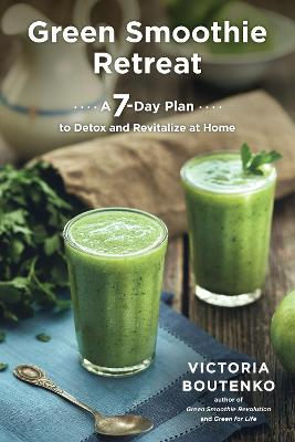 Green Smoothie Retreat book