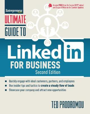 Ultimate Guide to LinkedIn for Business by Ted Prodromou