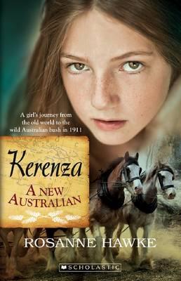 Kerenza: A New Australian by Rosanne Hawke