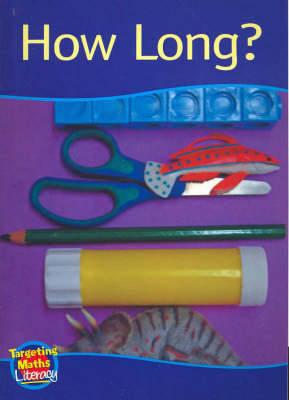 How Long? Reader: Let's Measure by Katy Pike