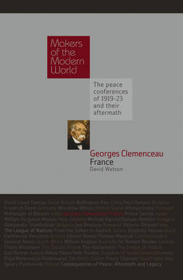 Georges Clemenceau book
