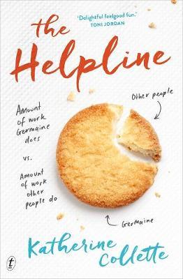 The Helpline by Alwyn Hamilton