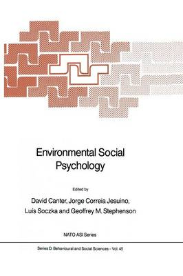 Environmental Social Psychology book