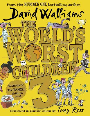 The World's Worst Children 3 book
