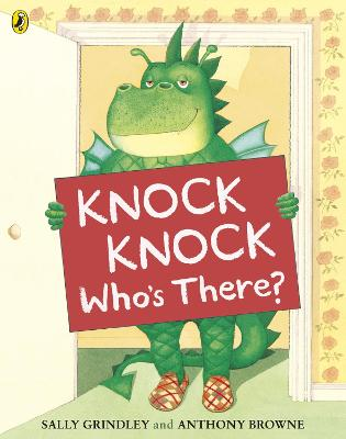 Knock Knock Who's There? book
