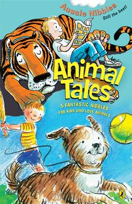 Animal Tales book