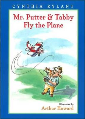 Mr. Putter and Tabby Fly the Plane book