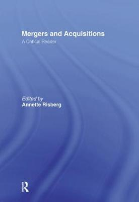Mergers and Acquisitions by Annette Risberg