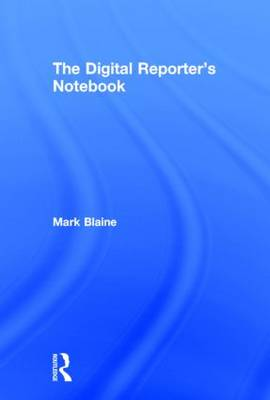 Digital Reporter's Notebook book