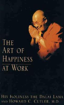 Art of Happiness at Work book