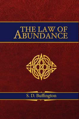 Law of Abundance book