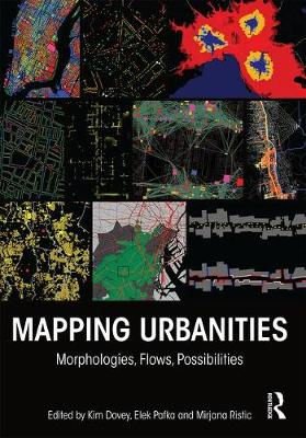 Mapping Urbanities book