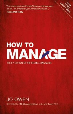 How to Manage book