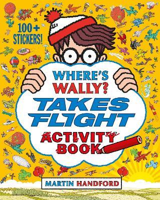 Where's Wally? Takes Flight book
