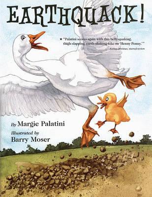 Earthquack! by Margie Palatini