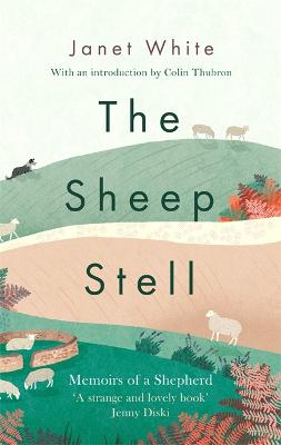 Sheep Stell by Janet White
