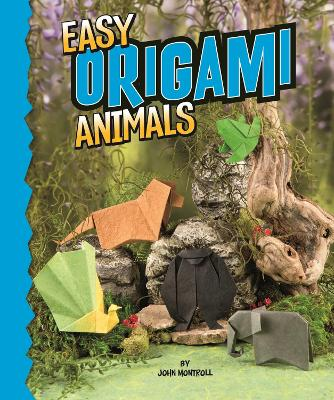 Easy Origami Animals by John Montroll