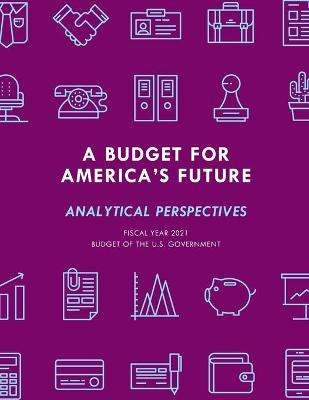 A Budget for America's Future: Analytical Perspectives, Budget of the U.S. Government, Fiscal Year 2021 book