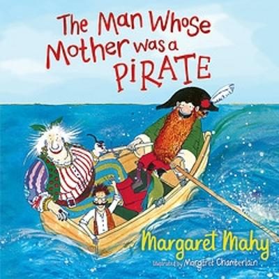 Man Whose Mother Was A Pirate book