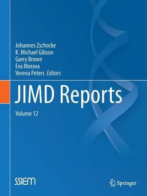 JIMD Reports - Volume 12 by Johannes Zschocke