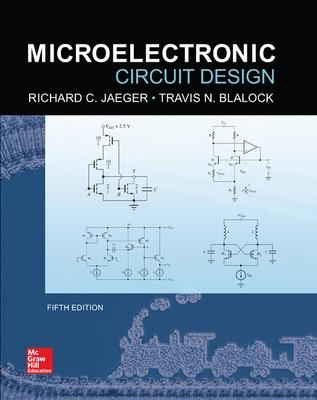 Microelectronic Circuit Design by Richard Jaeger