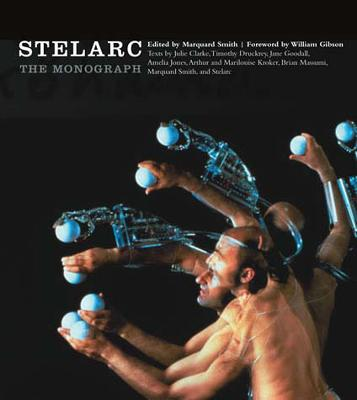 Stelarc by Marquard Smith