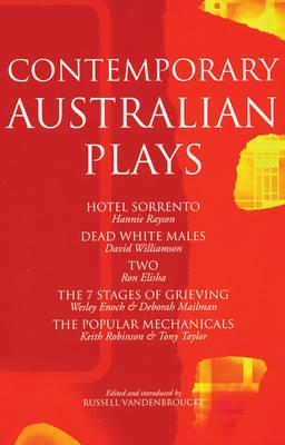 Contemporary Australian Plays by Russell Vandenbroucke