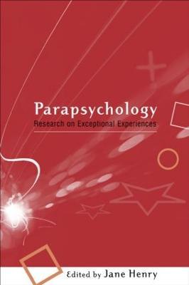 A-Z Parapsychology book