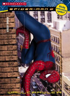 Spider-Man 2: Wallcrawler book
