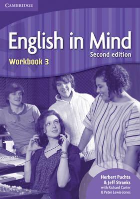 English in Mind Level 3 Workbook English in Mind Level 3 Workbook Level 3 by Herbert Puchta