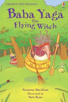 Baba Yaga The Flying Witch book