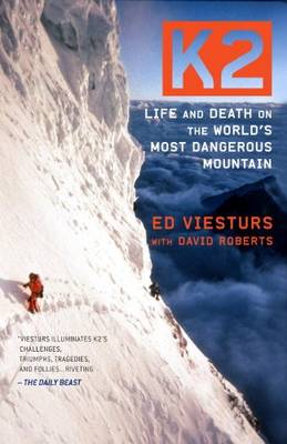 K2 by Ed Viesturs