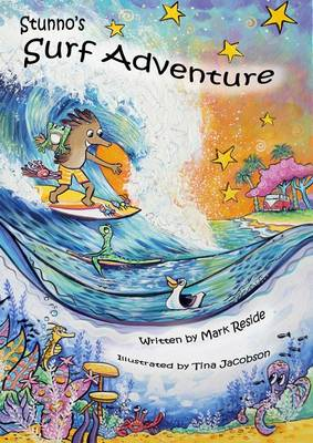 Stunno's Surf Adventure book