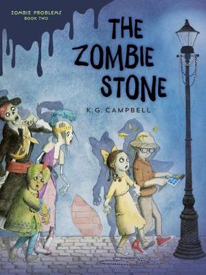 The Zombie Stone by K. G. Campbell