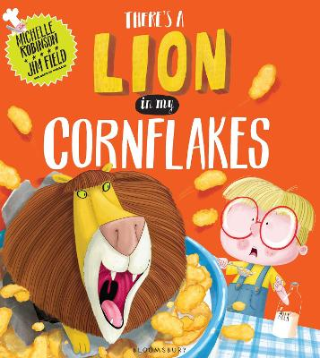 There's a Lion in My Cornflakes book
