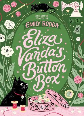 Eliza Vanda's Button Box book