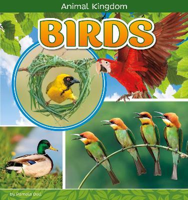 Birds by Pamela Dell