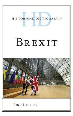 Historical Dictionary of Brexit book