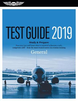 General Test Guide 2019 by ASA Test Prep Board (N/A)