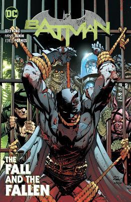 Batman Volume 11: The Fall and the Fallen book