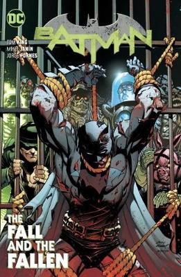 Batman Volume 11: The Fall and the Fallen by Tom King