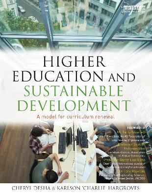 Higher Education and Sustainable Development book