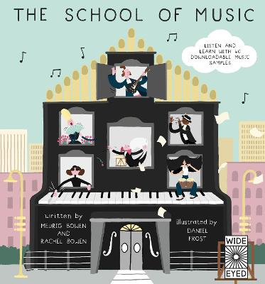 The School of Music by Meurig Bowen
