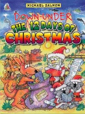 Down-Under 12 Days of Christmas book