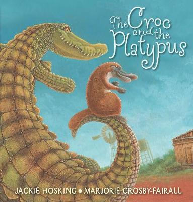 Croc and the Platypus book