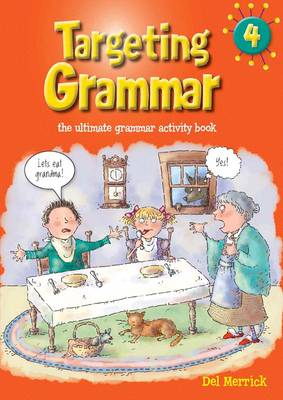Targeting Grammar Activity Book 4 by Del Merrick
