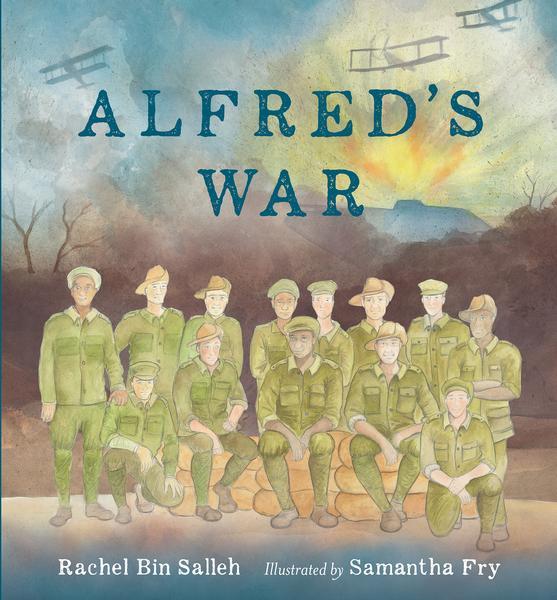 Alfred's War by Rachel Bin Salleh