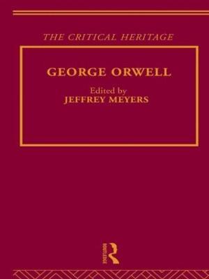George Orwell book