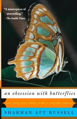 Obsession With Butterflies book