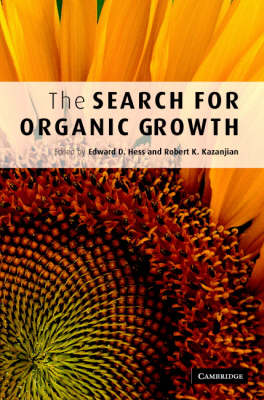 Search for Organic Growth book